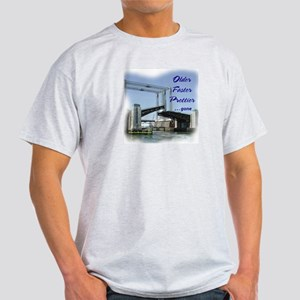 Older, Faster Light T-Shirt
