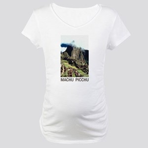 Machu Picchu Maternity T-Shirt