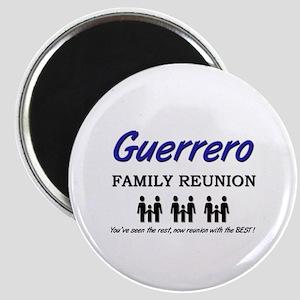 Guerrero Family Reunion Magnet
