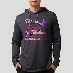 Fabulous Great Grandma Long Sleeve T-Shirt