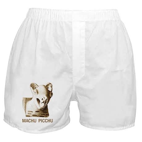 Machu Picchu Boxer Shorts