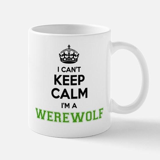 Cute Werewolf Mug