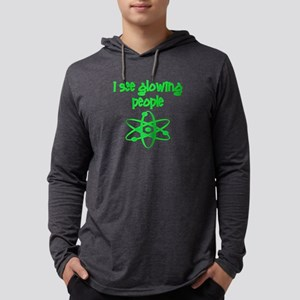 Funny nuclear design Long Sleeve T-Shirt