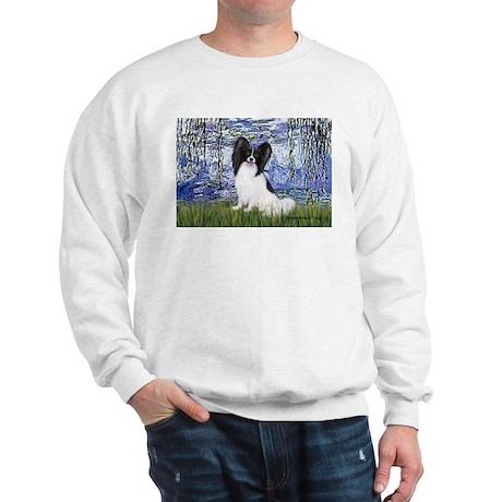 Lilies (#6) & Papillon Sweatshirt