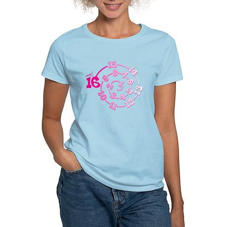 Sweet 16 Spiral Women's Light T-Shirt