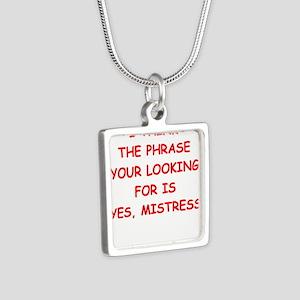 mistress Necklaces