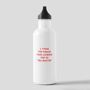 master Water Bottle