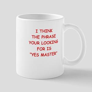 master Mugs