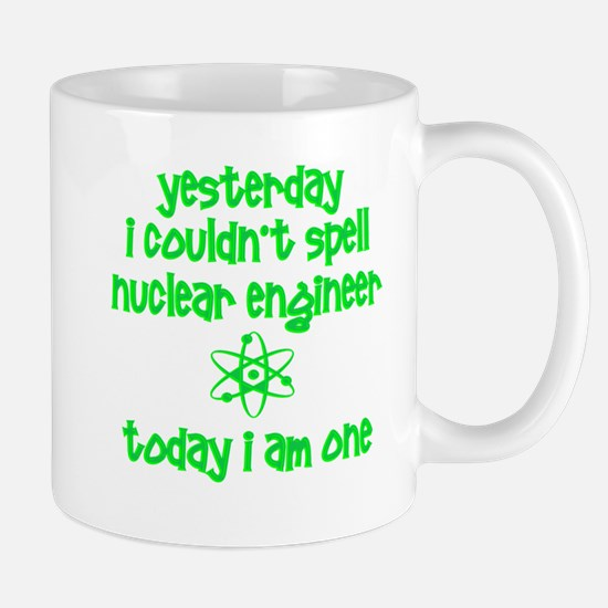 Nuclear Engineer Mugs