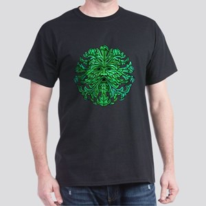 Green Man Gaze Dark T-Shirt