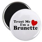 Trust Me I'm a Brunette Magnet