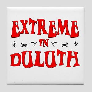 Extreme Duluth Tile Coaster