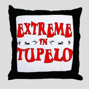 Extreme Tupelo Throw Pillow