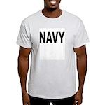 THE NAVY STORE: Ash Grey T-Shirt
