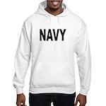 THE NAVY STORE: Hooded Sweatshirt