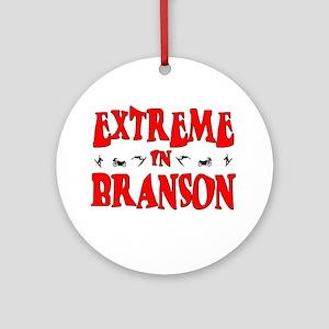 Extreme Branson Ornament (Round)