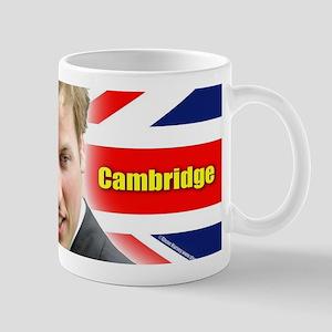 HRH Duke of Cambridge Mugs