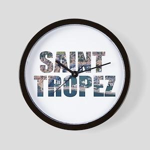 Saint Tropez Wall Clock