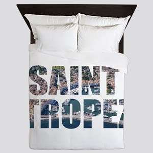 Saint Tropez Queen Duvet