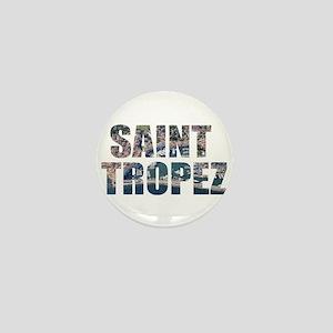 Saint Tropez Mini Button