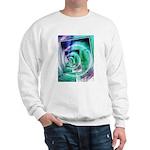 President Ronald Reagan Pop Art Sweatshirt
