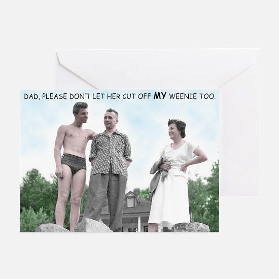 WEENIE Greeting Cards (Pk of 10)