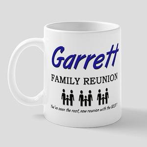 Garrett Family Reunion Mug