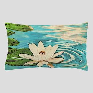 Lotus Flower Pillow Case