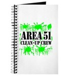 Area 51 Clean-Up Crew Journal