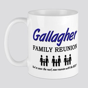 Gallagher Family Reunion Mug