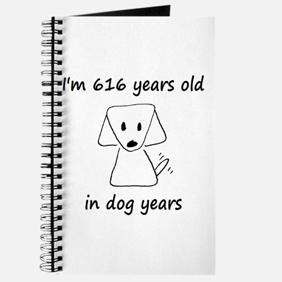 88 dog years 6 - 2 Journal