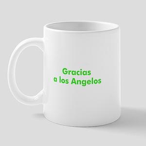 Gracias a los Angelos Mug