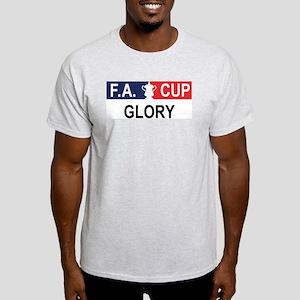 F.A. Cup Glory Millwall Ash Grey T-Shirt