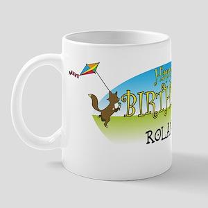 Happy B-Day Roland (farm) Mug
