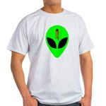 Dead Alien/AlienShack Logo Light T-Shirt