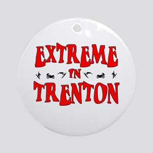 Extreme Trenton Ornament (Round)