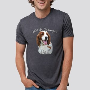 Welsh Springer Dad2 T-Shirt