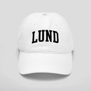 LUND (curve-black) Cap