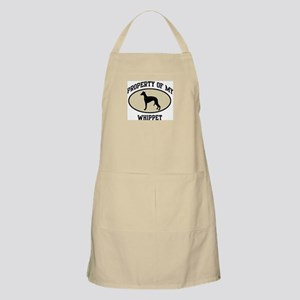 Property of Whippet BBQ Apron