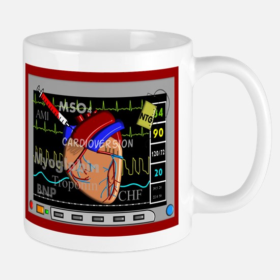 Unique Cardiologist Mug