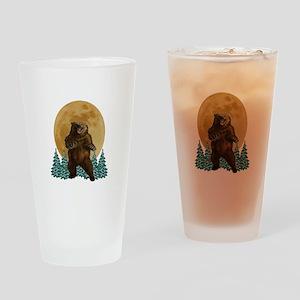 GROWL Drinking Glass