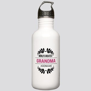World's Greatest Grand Stainless Water Bottle 1.0L