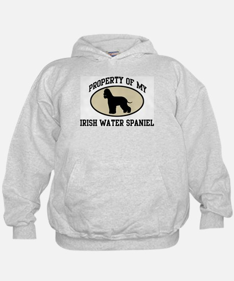 Property of Irish Water Spani Hoodie