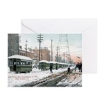 Streetcar Greeting Cards (Pk of 10)