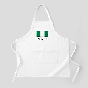 Nigeria BBQ Apron