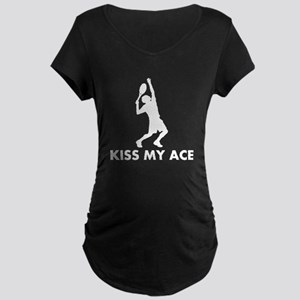 Kiss My Ace Maternity T-Shirt