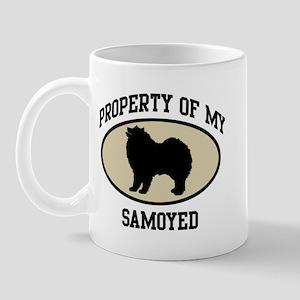 Property of Samoyed Mug