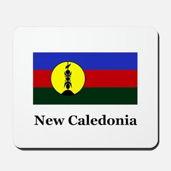 New Caledonia Mousepad