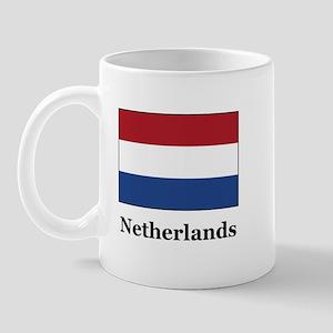 Netherlands Culture Mug