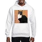 Curious Cat Hooded Sweatshirt